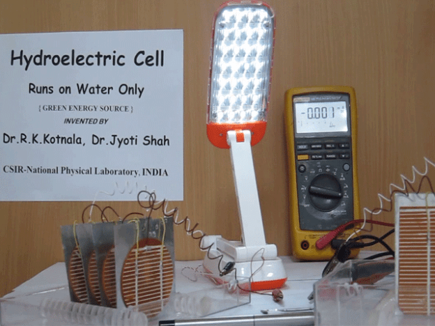 Hydroelectric Cell