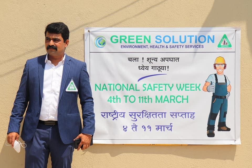 National Safety Week Celebration