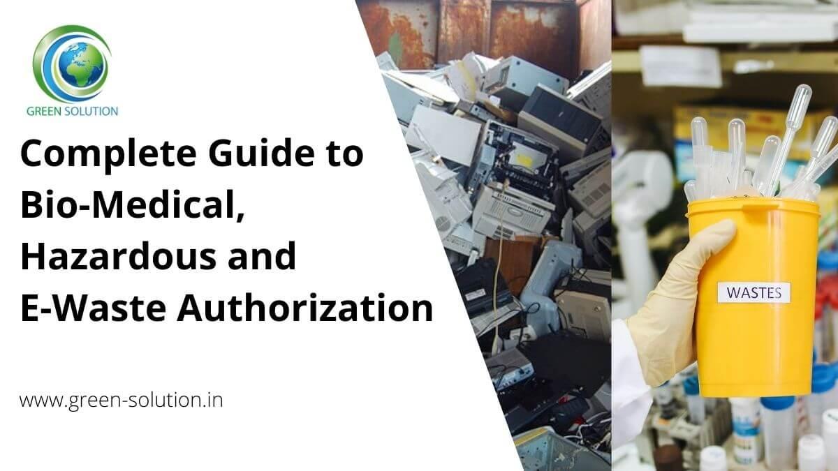 E-Waste Authorization