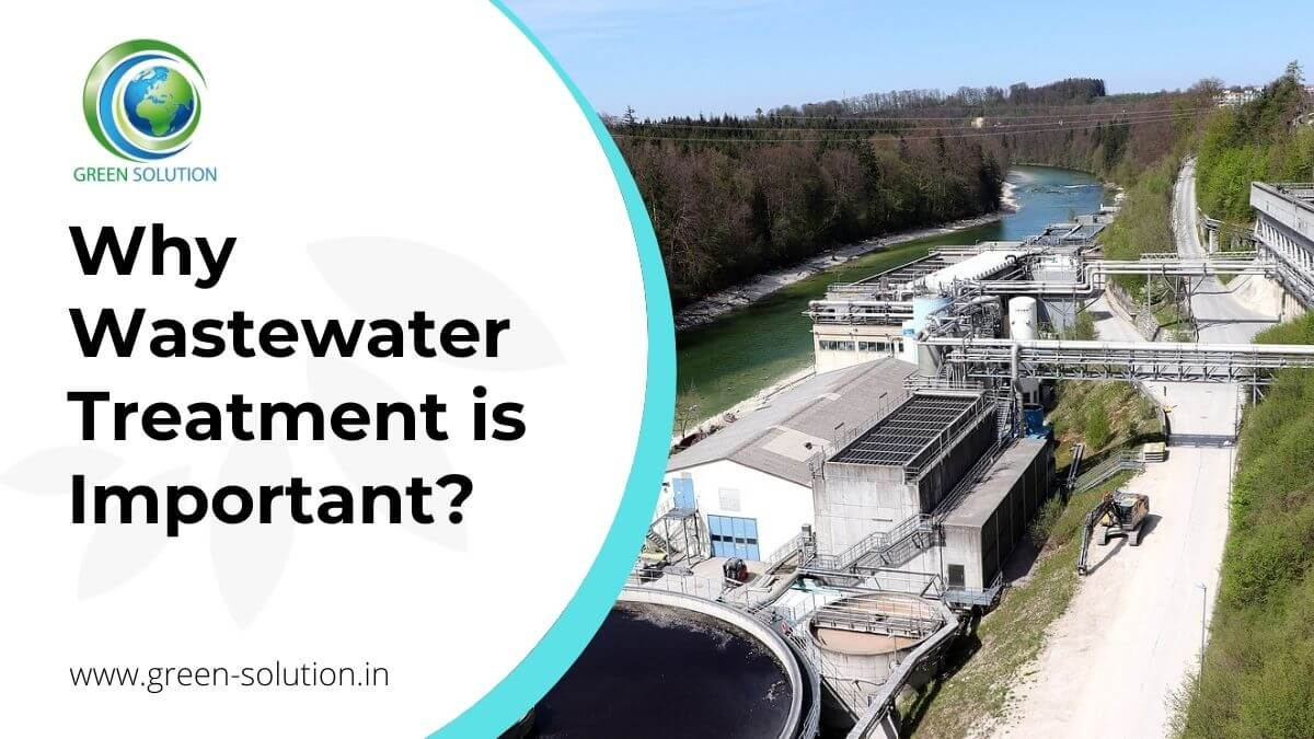 Wastewater Treatment Importance